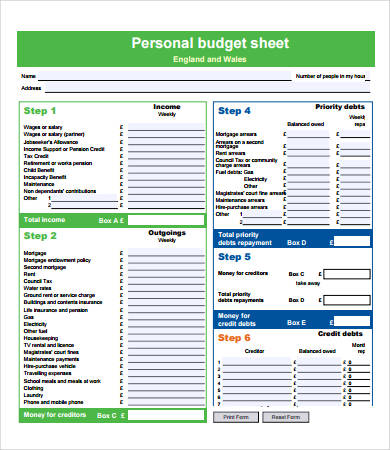 budget form template Onwe.bioinnovate.co