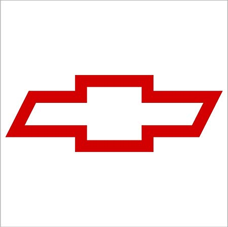 Chevy Bowtie Classic Decal Sticker
