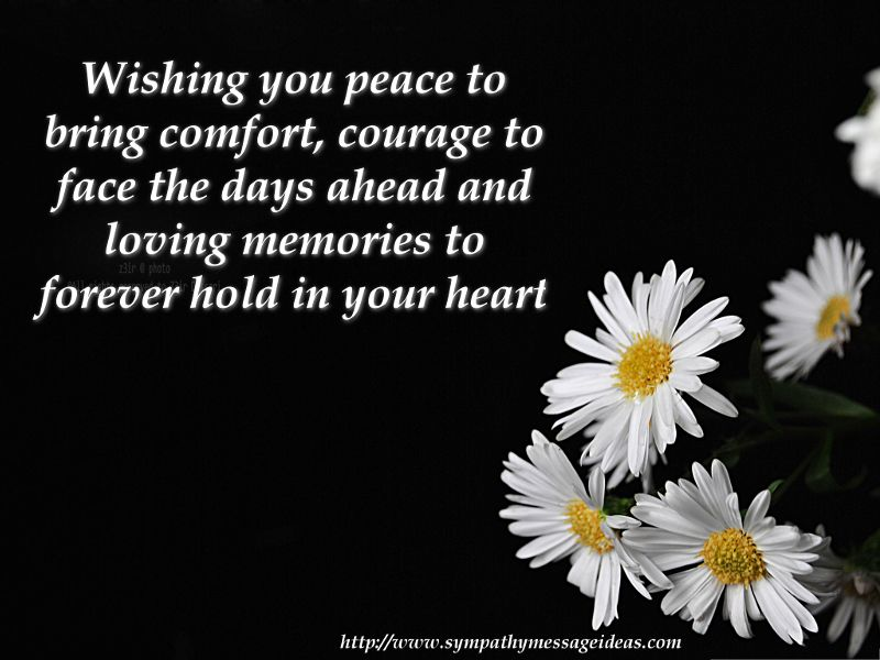 Condolence Sayings Sympathy Messages For Loss Of A Child Wordings