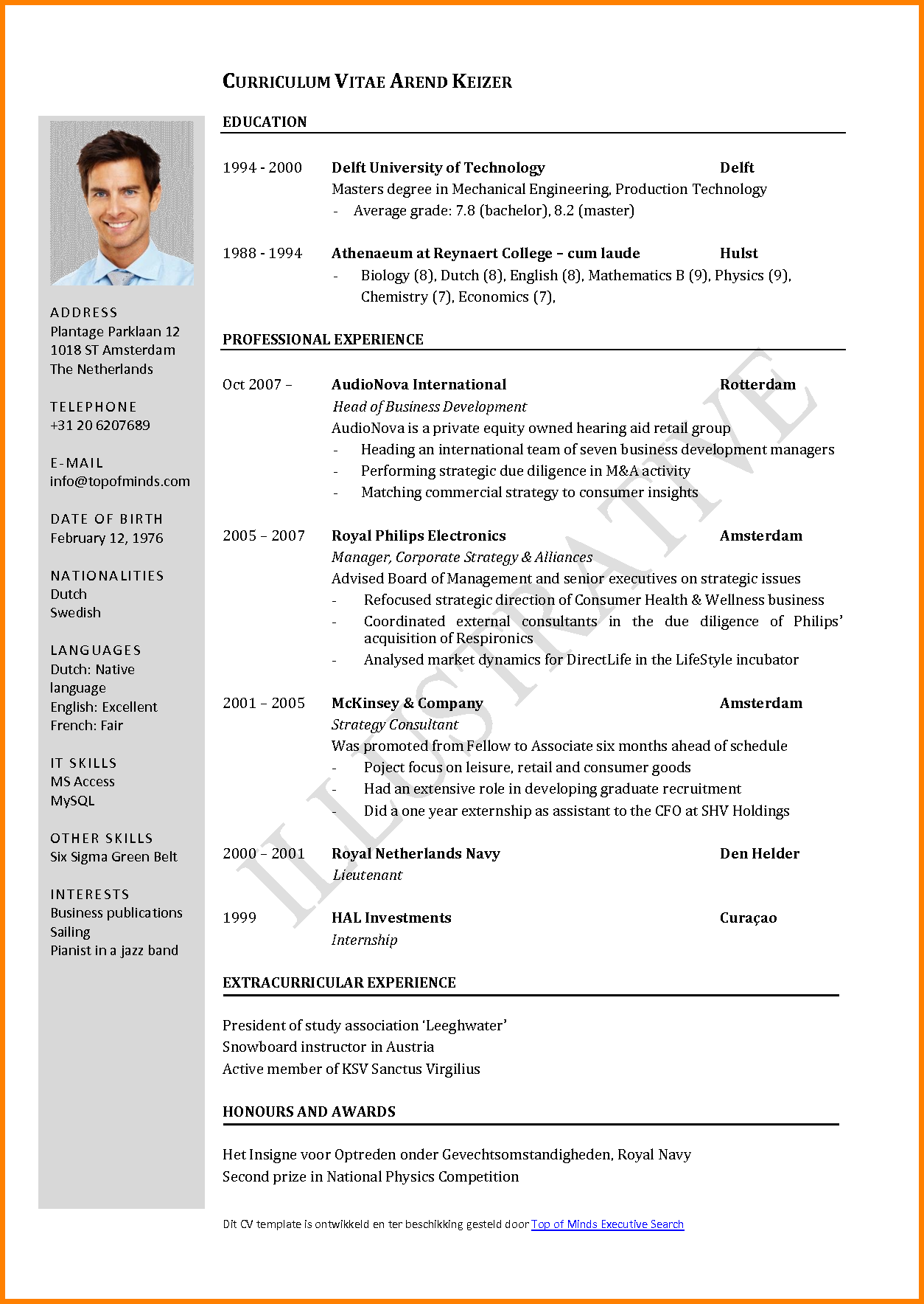 4+ curriculum vitae english example pdf | cashier resumes