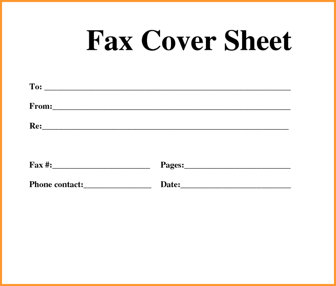 blank fax cover sheet pdf Olala.propx.co