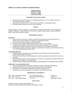 Functional Resume [Definition, Format, Layout, 60 Examples]