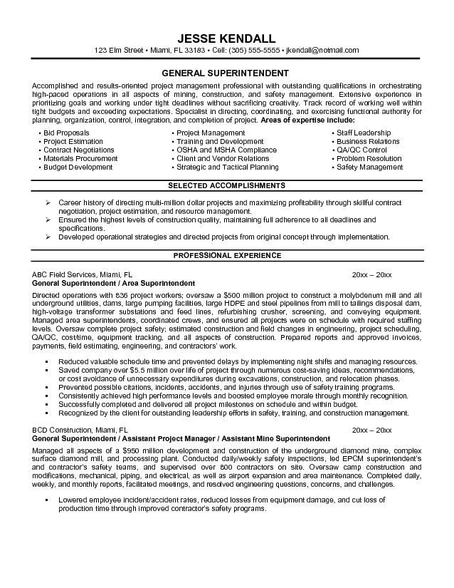 Amazing 10 General Resume Objective Examples 2015 Amazing 10
