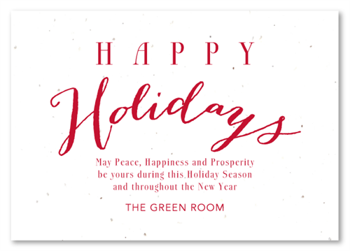 christmas card greetings business holiday card wording business
