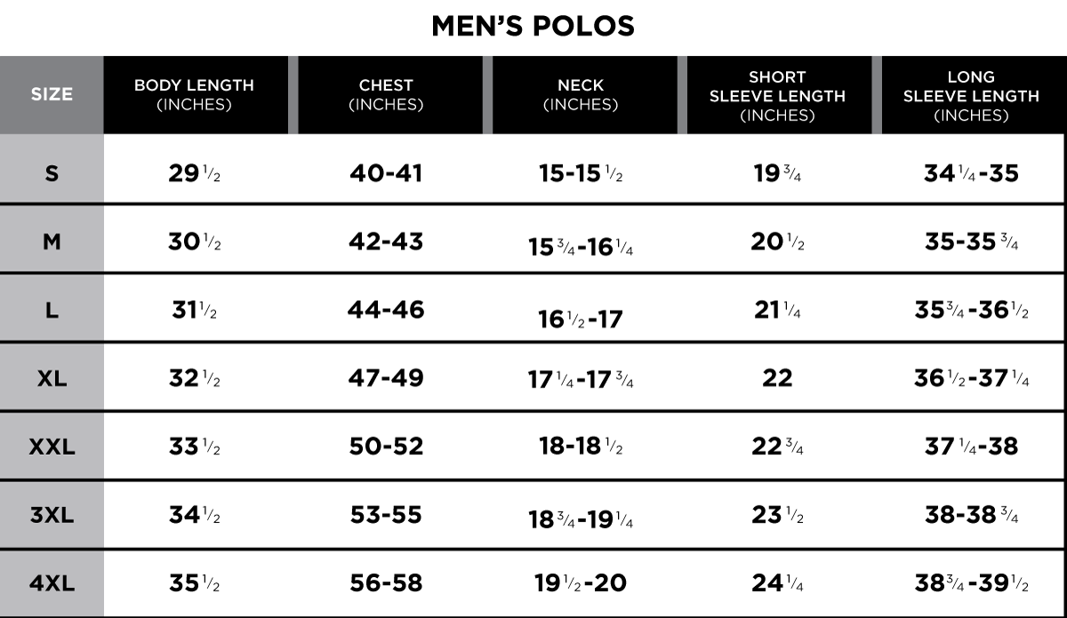 mens pants size chart Dean.routechoice.co