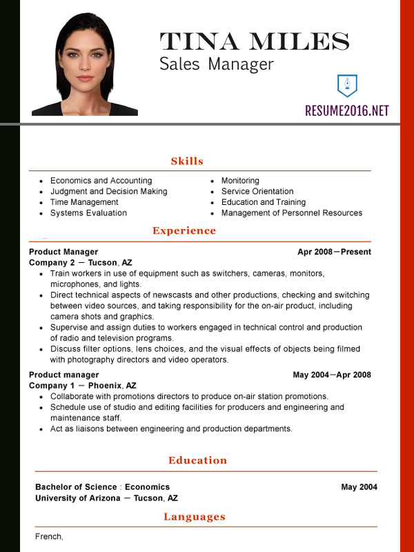 most recent resume format gerhard leixl.tk