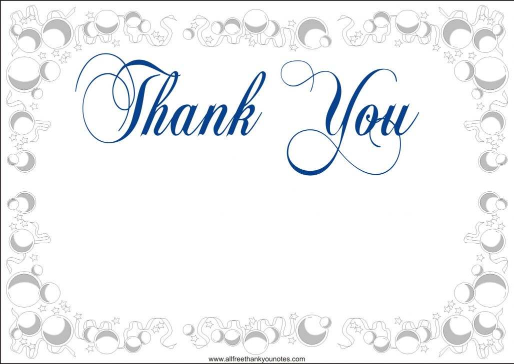 23 Thank you note template tattica.info