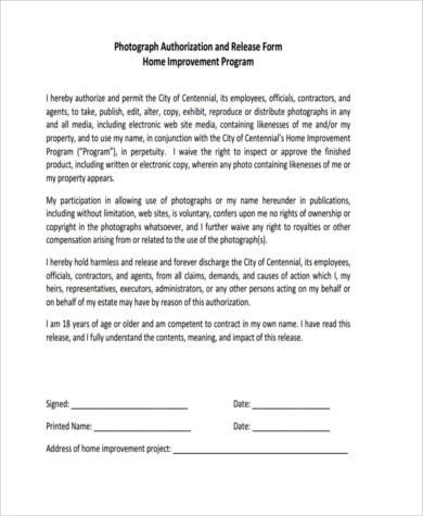 Authorization Release Information Form Fill Online, Printable