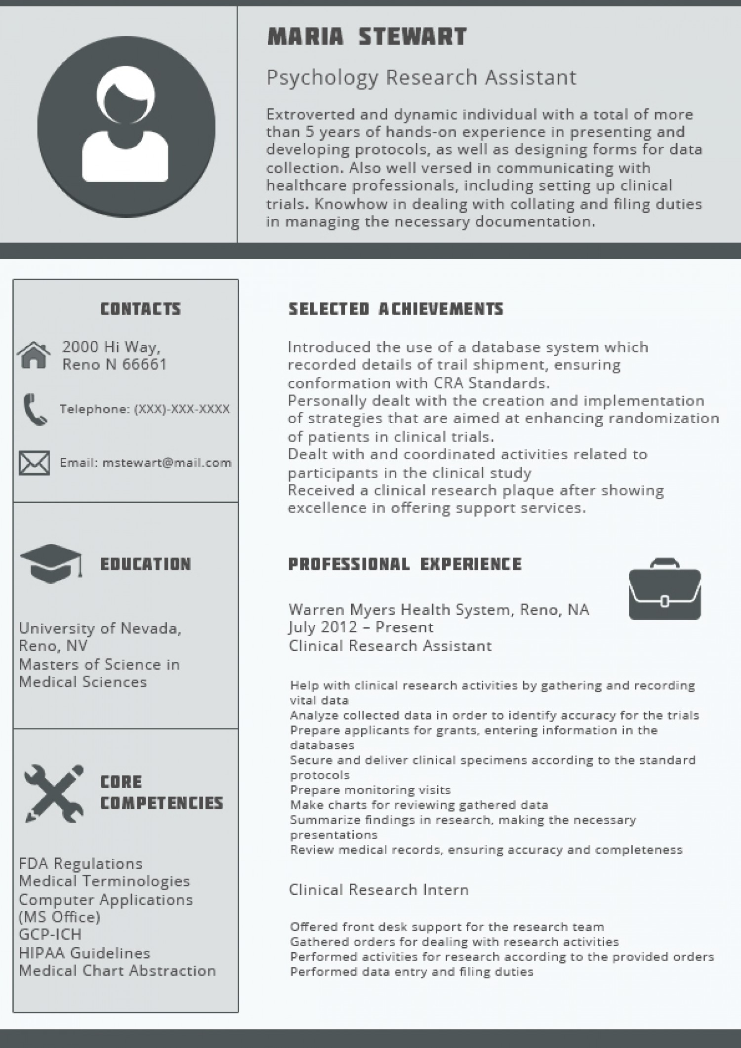 Best Resume | Resume Template