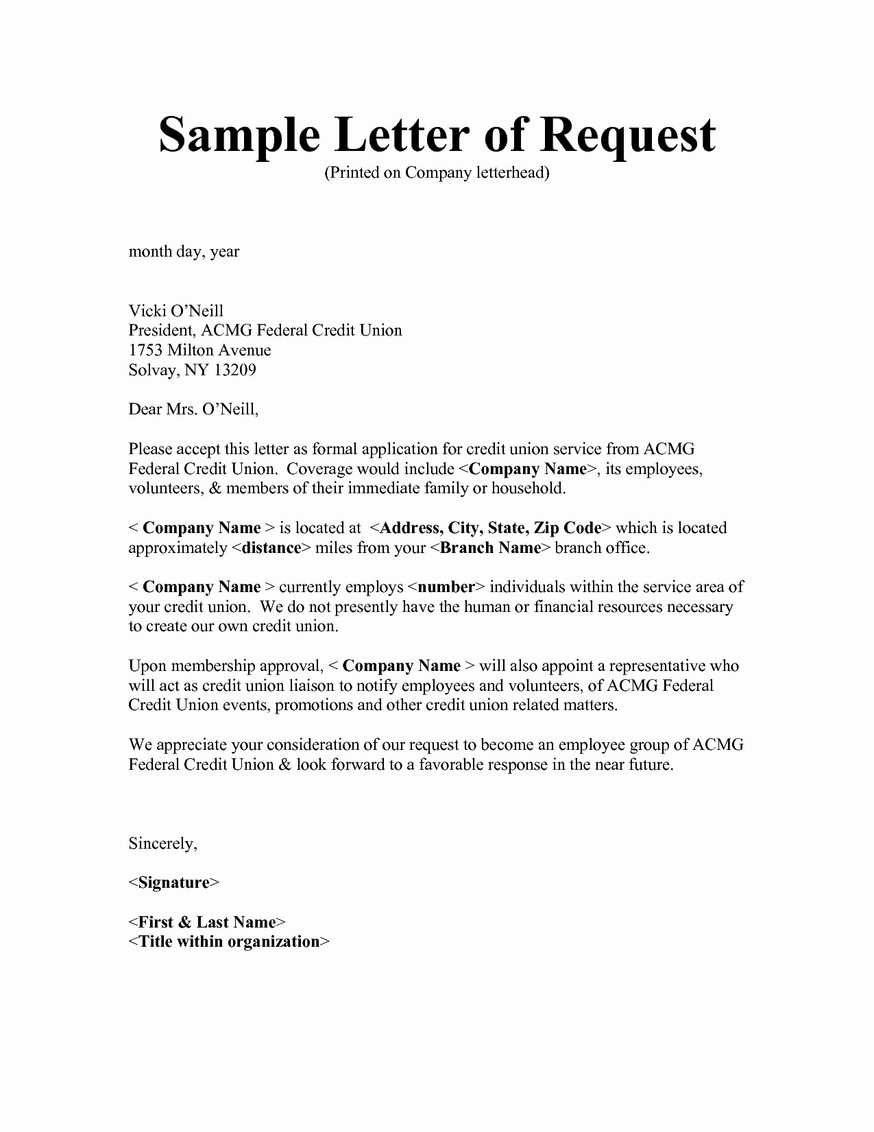 Template Letter For Business Favor Best Of Request For Meeting
