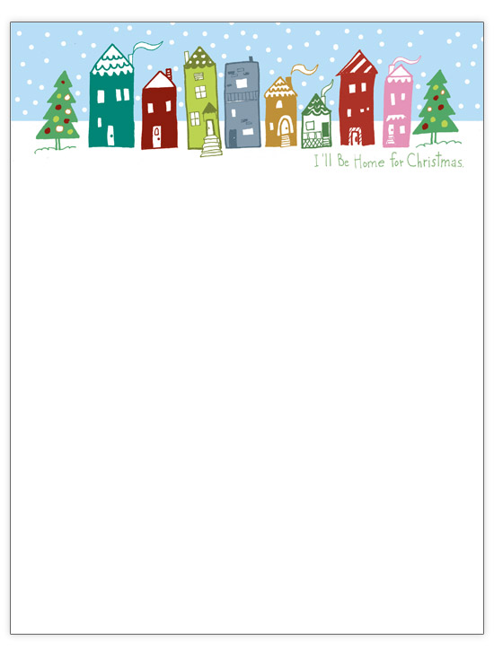 christmas letter template word free Kleo.beachfix.co