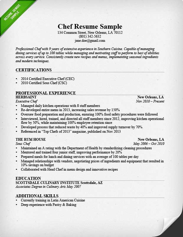 Chronological Order Resume Example Dc0364f86 The Most Reverse