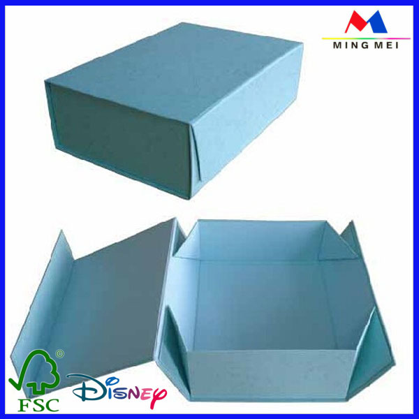 Wholesale Rigid Flding Box Template,Folding Box MagFlap