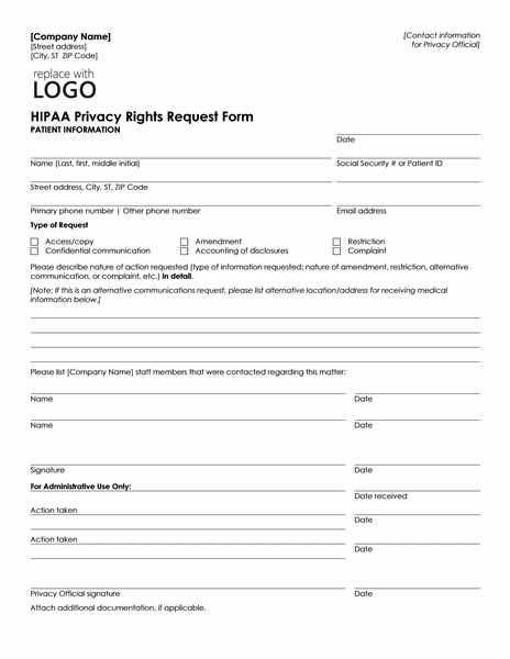 10+ Sample Information Request Forms | Sample Templates