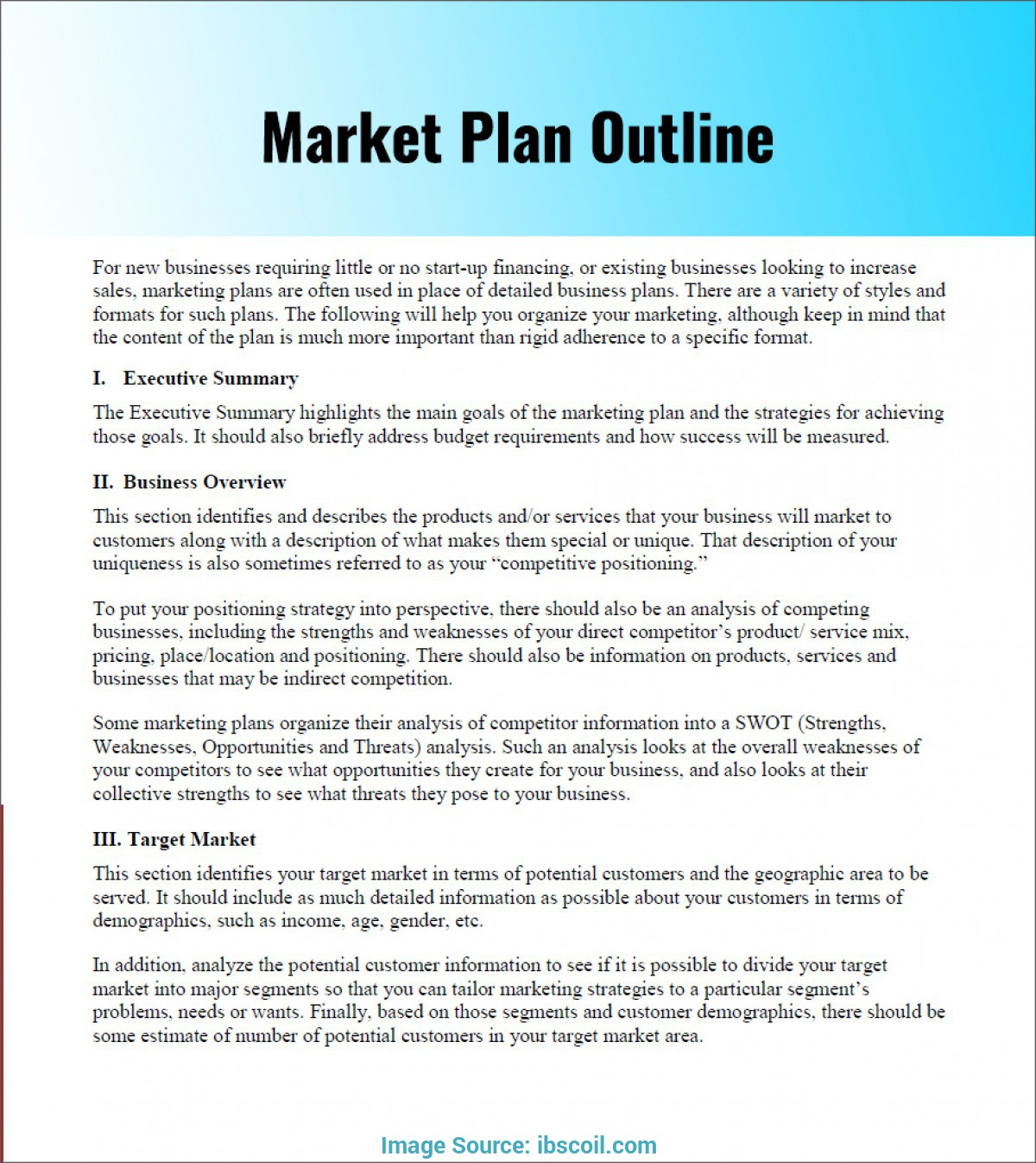 marketing plan sample Kleo.beachfix.co