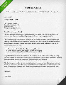 40 Battle Tested Cover Letter Templates for MS Word | Resume Genius