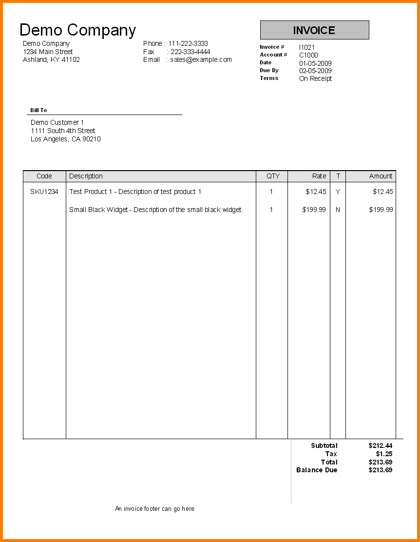 professional invoices Kleo.beachfix.co