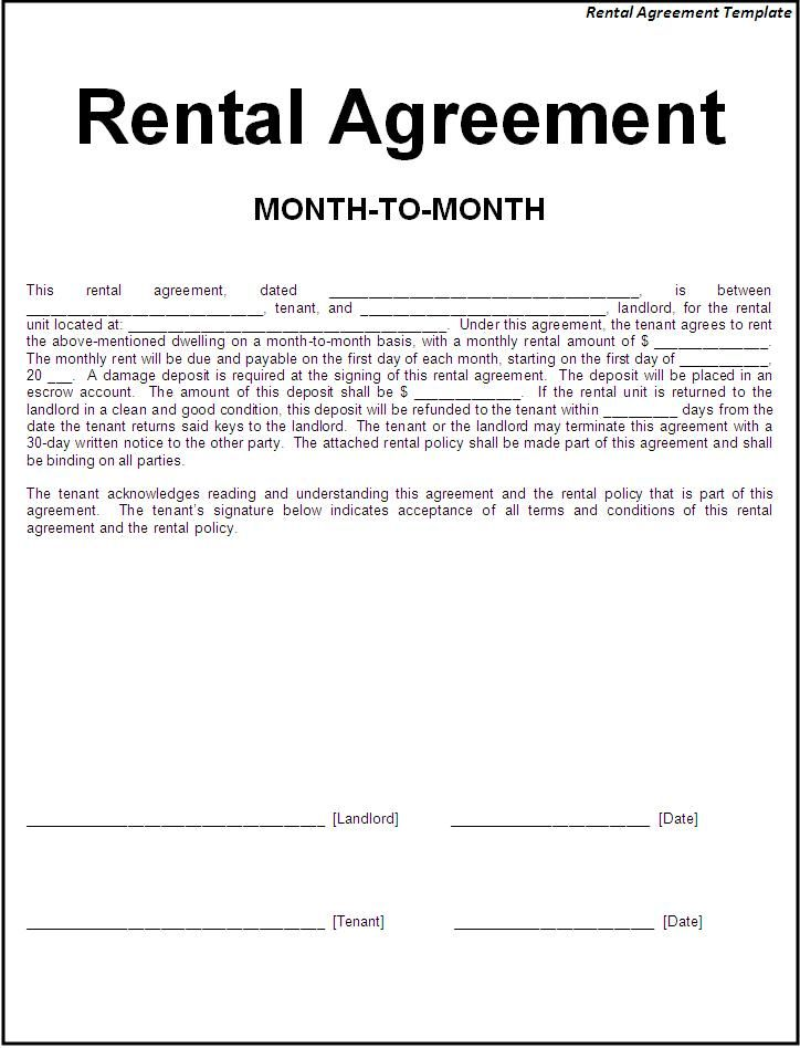 simple car rental agreement template basic lease agreement