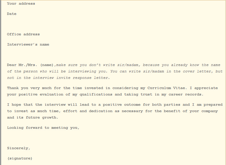 reply to interview invitation email sample Kleo.beachfix.co
