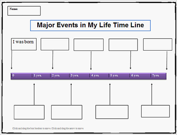 timeline example in word Kleo.beachfix.co